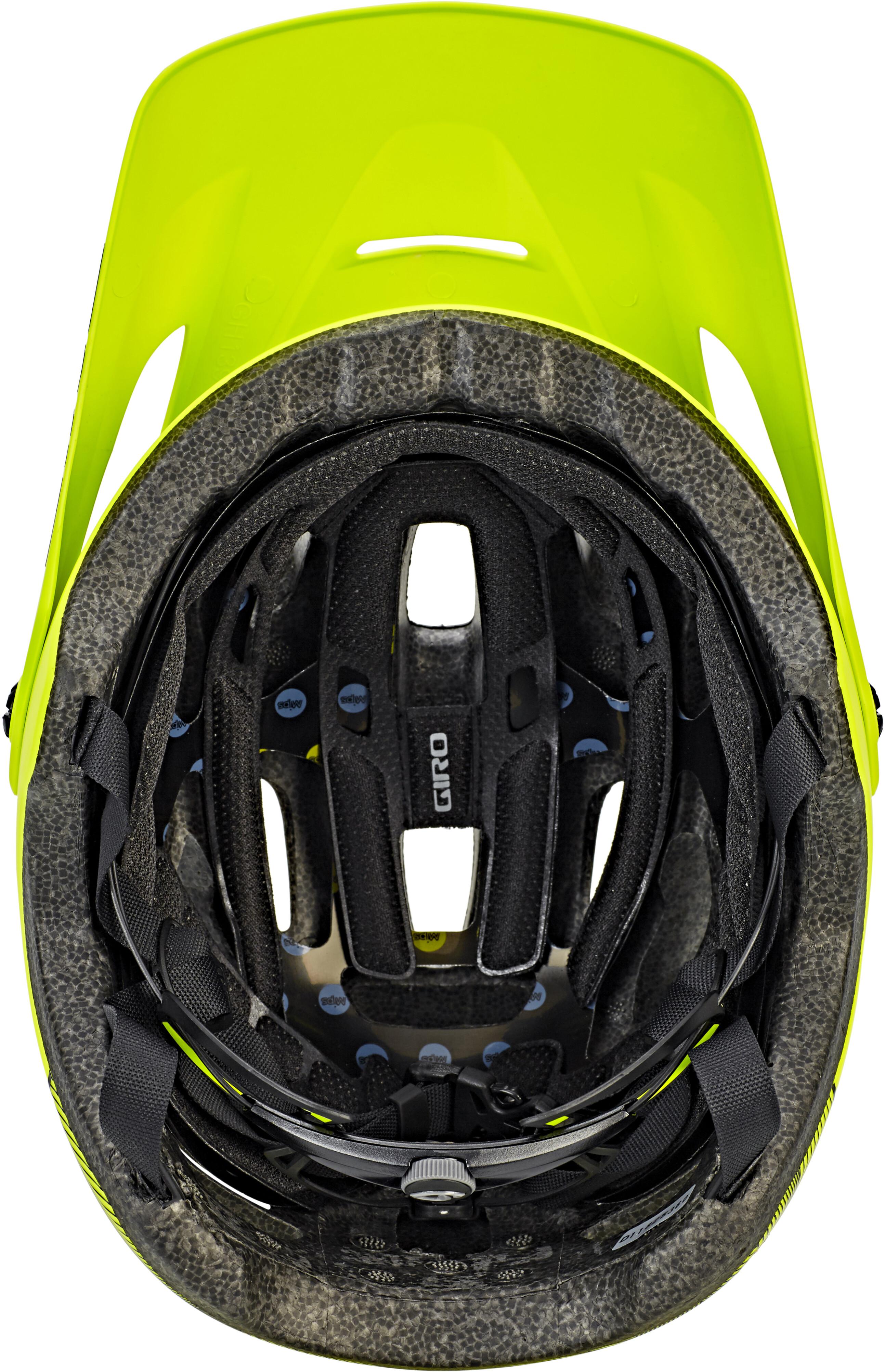 giro chronicle mips bike helmet green at. Black Bedroom Furniture Sets. Home Design Ideas